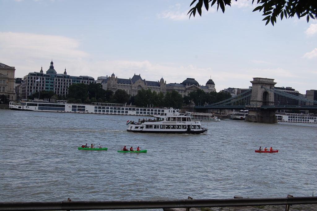 Danube activities