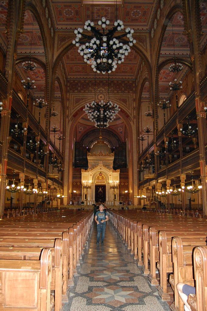 center isle synagogue