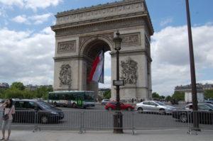 4. Arc de Triomphe