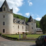 Chateau de la Fleunie. Stay in a beautiful castle.