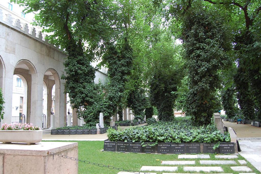 memorial garden synagogue